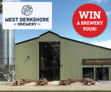 Win a Brewery tour at West Berkshire Brewery