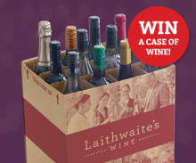 Win a case of Laithwaites wines!