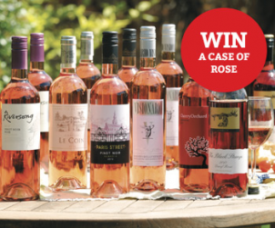 Win a case of Rose!