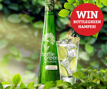 Win a hamper of Bottlegreen in our Prize Draw!