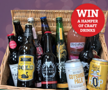 Win a Hamper of Craft drinks from the Craft Drink Company!