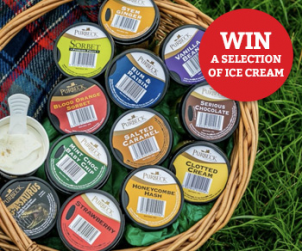 Win a Selection of Purbeck Ice Cream!