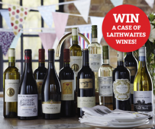 Win a Summery Case of Laithwaites!