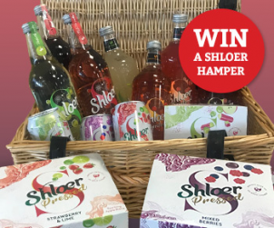 Win a Summery Hamper of Shloer