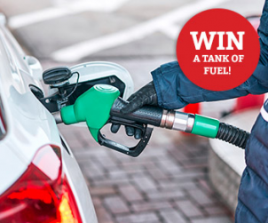 Win a tank of Fuel in our Prize Draw this month!?v=03052018