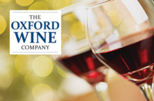 Wine tasting with Oxford Wine