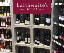 Yarnton, say hello to Laithwaites!