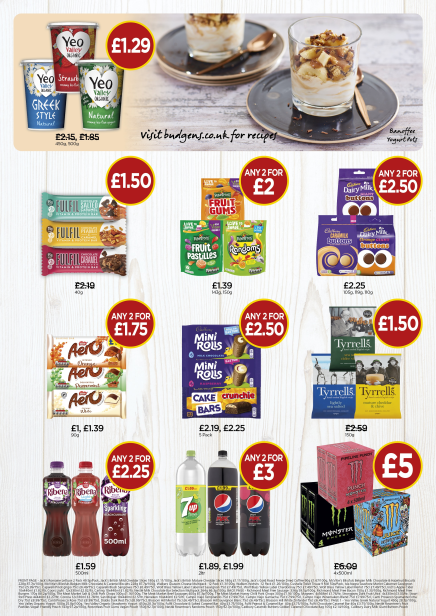 Fraser's Offers Page 2