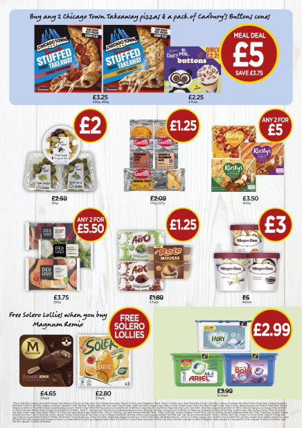 Fraser's Offers Page 3