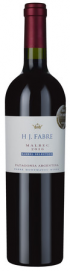 HJ Fabre Barrel Selection Patagonia Malbec